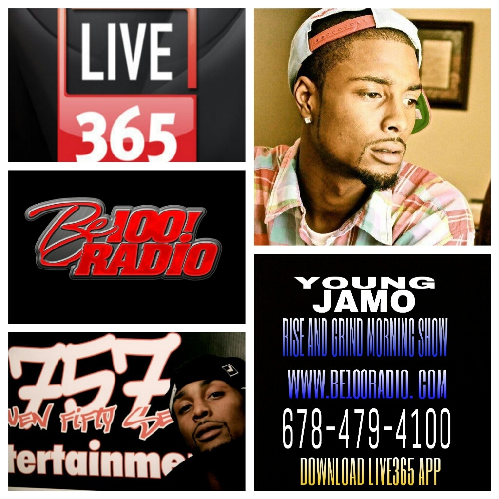 Jamo on Be100 Radio in ATL