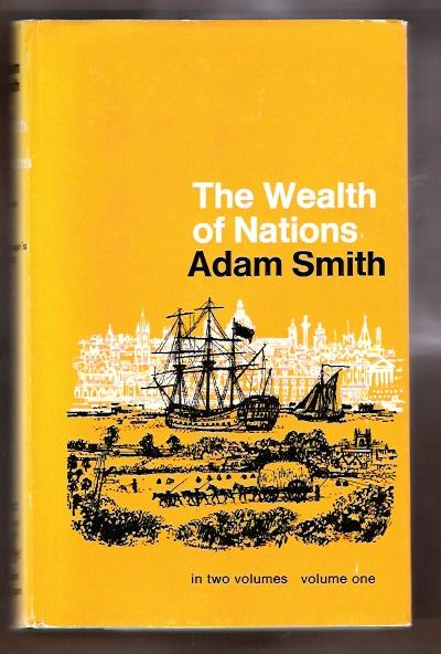 an analysis of adam smith opened the wealth of nations with observation Sceptics could argue that most nations do not need them and have long as pronounced by adam smith rule that wealth is the result of creating.