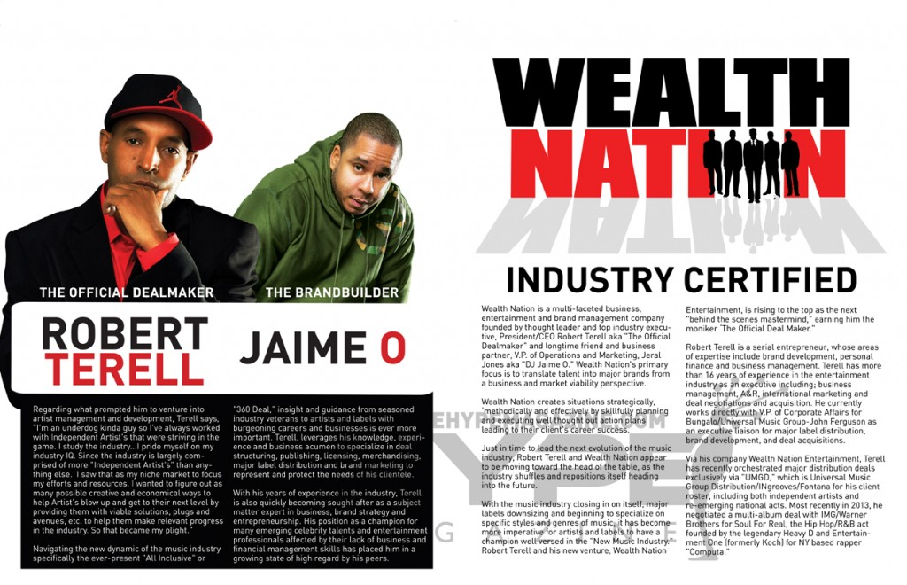 ROB N JO HYPE MAG SPRING ISSUE